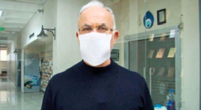 Türkiye'de 80 milyona sekiz  kere yetecek maske var