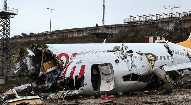 Uçak kazası soruşturmasında başsavcılığın itirazı reddedildi