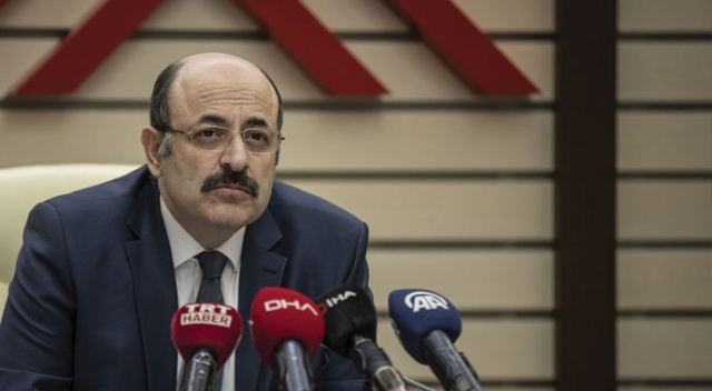 YÖK Başkanı Saraç: YKS 25-26 Temmuz'a ertelendi
