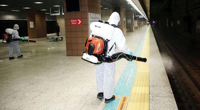 Yolcu sayısı Marmaray'da yüzde 85, Başkentray'da yüzde 68 düştü