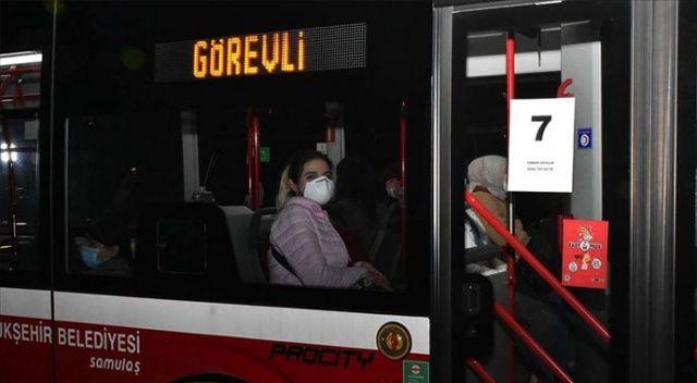 Yurt dışından gelen Türk vatandaşları koronavirüs önlemleri kapsamında yurtlara yerleştirildi