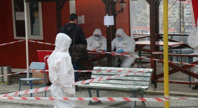 Yurt dışından getirilen vatandaşlar Sakarya'da karantinaya alındı