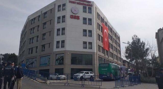 Yurtdışından gelen 360 kişi Tekirdağ'da karantinaya alındı