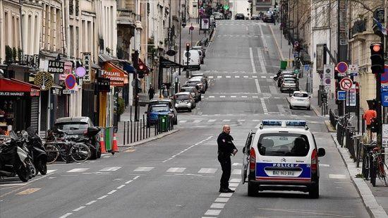 Fransa'da koronavirüs nedeniyle ölenlerin sayısı 2606'ya yükseldi