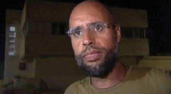 Rus güvenlik şirketinin Kaddafi'nin oğlunu Libya'nın başına getirmeye çalıştığı iddia ediliyor