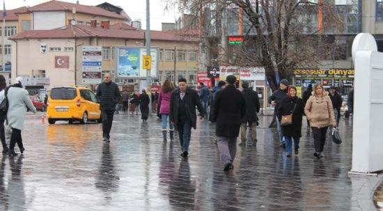 Sivas nüfusunun yüzde 12,7'si yaşlı
