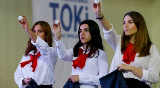 100 Bin Yeni Sosyal Konut Projesi kuraları başlıyor
