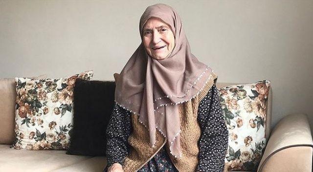 86 yaşında koronayı yenen Resmiye Işık, beyin kanaması geçirdi