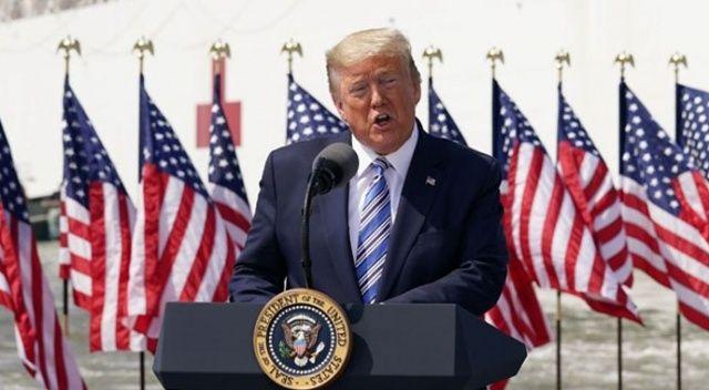 ABD Başkanı Trump'ın ikinci koronavirüs testi de negatif çıktı