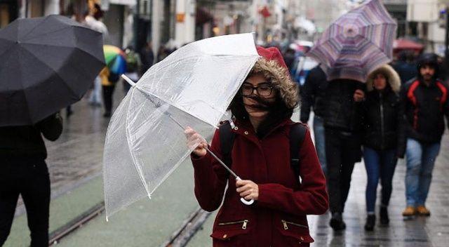 AKOM uyardı: Fırtına ve yağış etkisini gösterecek