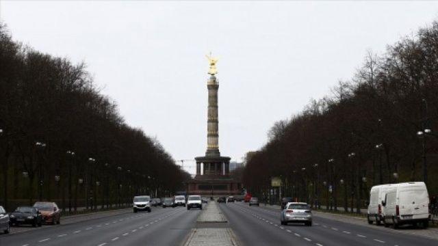 Almanya'da korona nedeniyle ölü sayısı bin 158'e çıktı