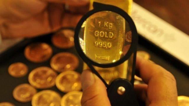 Altının kilogramı 340 bin 500...