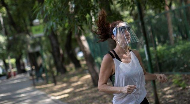Araştırma: Koşarken koronavirüs kapabilirsiniz