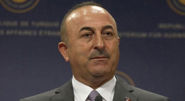 Bakan Çavuşoğlu, AB Genişleme Komiseri Varhelyi ile görüştü