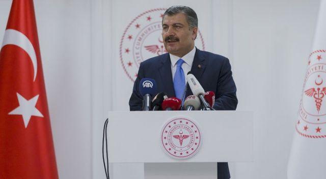Bakan Koca'dan Avrupa ve Türkiye'de alınan Covid-19 tedbirleri karşılaştırması