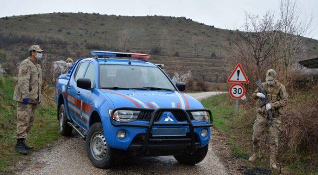 Bayburt'ta 1 köy daha karantinaya alındı