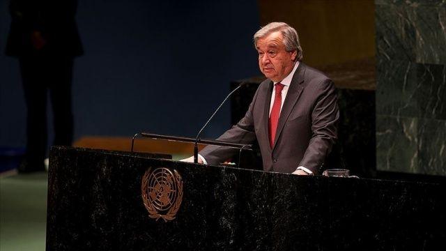 BM'den 'Terörist gruplar Covid-19'dan istifade edebilir' uyarısı