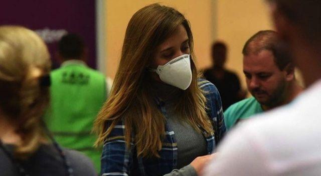 Brezilya'da 122 kişi daha Covid-19'dan hayatını kaybetti