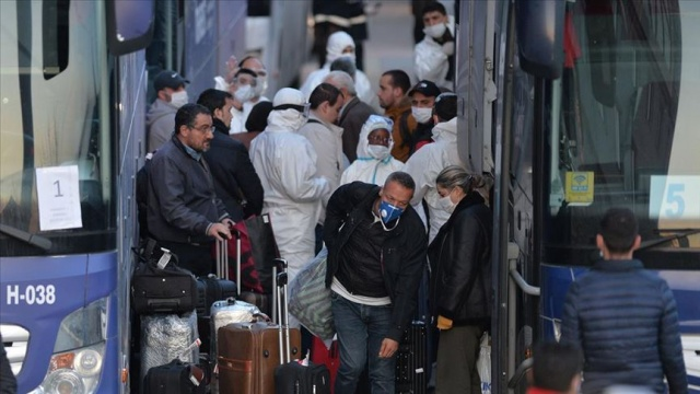 Cezayir, Covid-19 nedeniyle İstanbul'dan dönmek isteyen vatandaşları için uçuş başlatacak