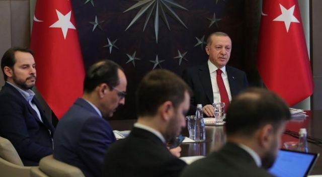Cumhurbaşkanı Erdoğan: Devlet içinde devlet olmaz!