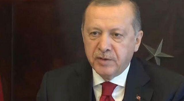 Cumhurbaşkanı Erdoğan: Görünmez düşmana karşı zor bir savaş veriyoruz