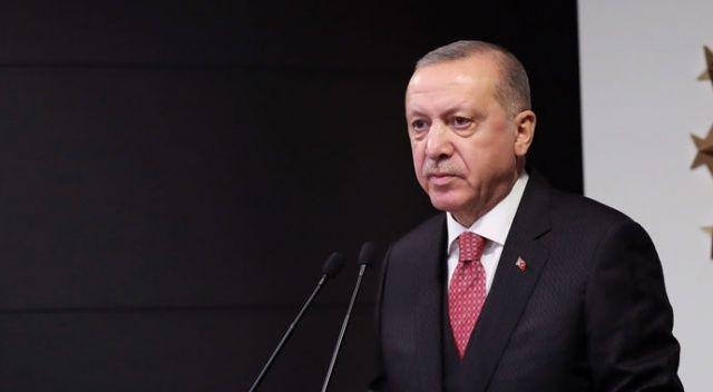 Cumhurbaşkanı Erdoğan: Kenetlenerek atlatabiliriz