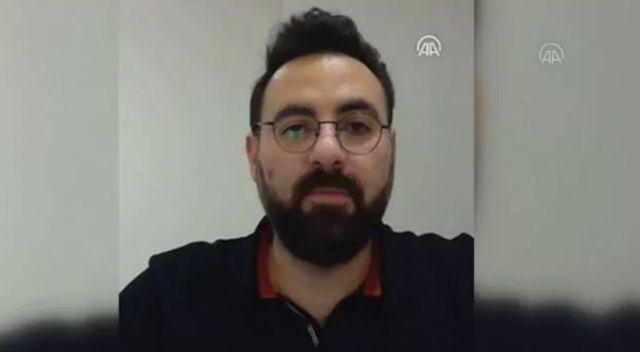 Doktor Dandachli: Salgın zamanı Türkiye'yi bırakıp gitmek vefasızlık olur