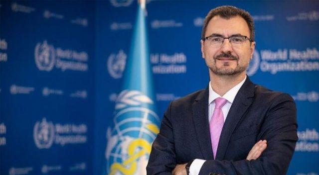 DSÖ Türkiye Temsilcisi: 'Türkiye, Kovid-19 ile mücadelede örnek ülke'