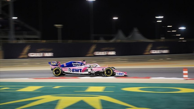 Formula 1'de Racing Point pilotlarının maaşlarını düşürecek