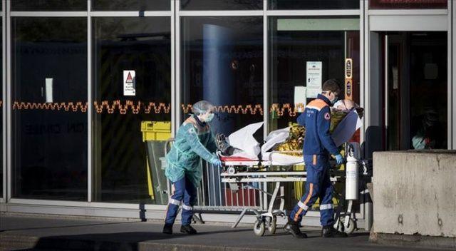 Fransa'da Covid-19'dan hayatını kaybedenlerin sayısı 13 bin 197'ye yükseldi