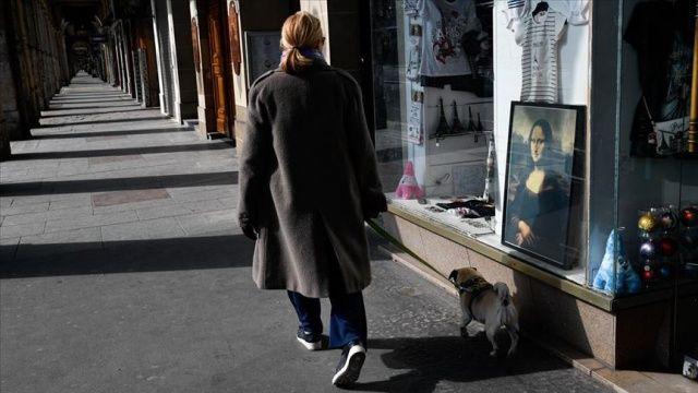 Fransa'da Covid-19 nedeniyle 3,6 milyon kişi işsiz kaldı