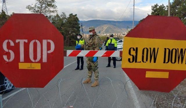 Gürcistan'da korona virüse karşı önlemler arttırılıyor