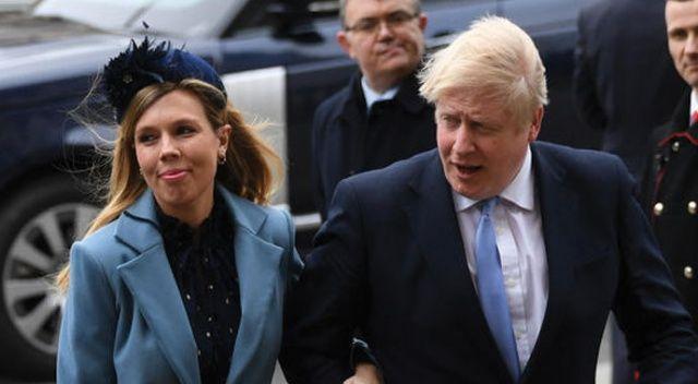 """İngiltere Başbakanı Johnson'ın hamile nişanlısı: """"Covid-19 ile hamile olmak açıkça endişe verici"""""""