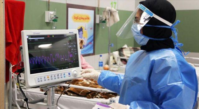 İran'da koronavirüsten ölenlerin sayısı 3 bin 160'a yükseldi