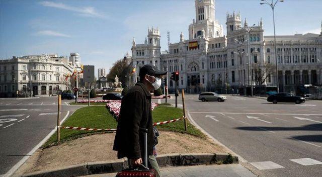 İspanya'da koronavirüsten ölenlerin sayısı 10 bin 3'e yükseldi