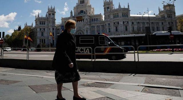 İspanya'da koronavirüsten ölenlerin sayısı 10 bin 935'e çıktı