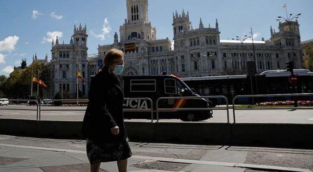 İspanya'da koronavirüsten ölenlerin sayısı 11 bin 744'e çıktı