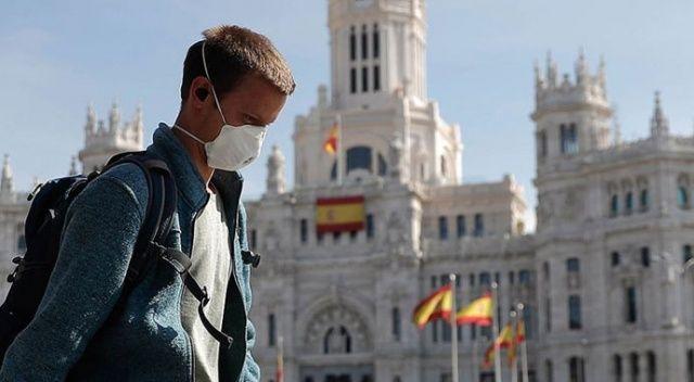 İspanya'da koronavirüsten ölenlerin sayısı 13 bin 55'e çıktı