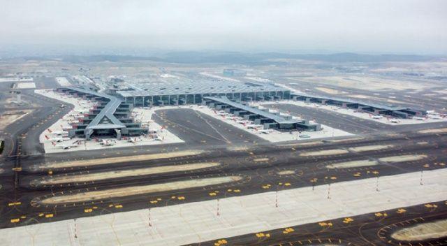 İstanbul Havalimanı ilk yıl 155 milyon lira kazandırdı