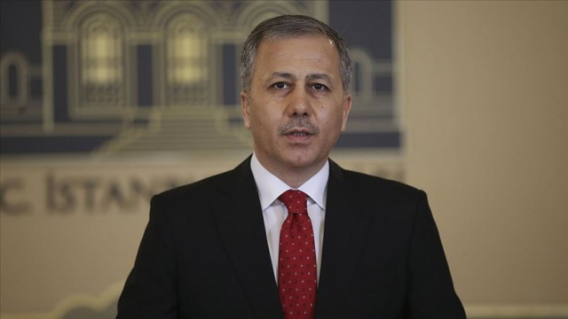 İSTANBUL VALİSİ YERLİKAYA'DAN VAKA SAYISI...