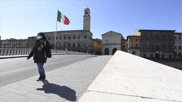 İtalya'da Covid-19 nedeniyle ölenlerin sayısı 14 bin 681'e yükseldi