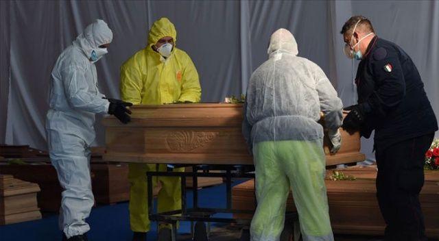 İtalya'da ölenlerin sayısı 17 bin 127'ye yükseldi