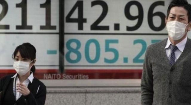 Japonya'da ölü sayısı 77'ye yükseldi