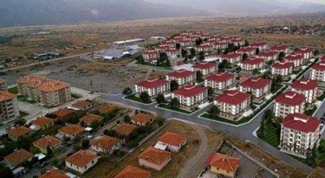 Kargı'da TOKİ 1 ve TOKİ 2. etapları karantinaya alındı