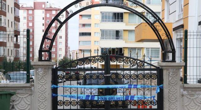 Kayseri'de bir bina Kovid-19 nedeniyle karantinaya alındı