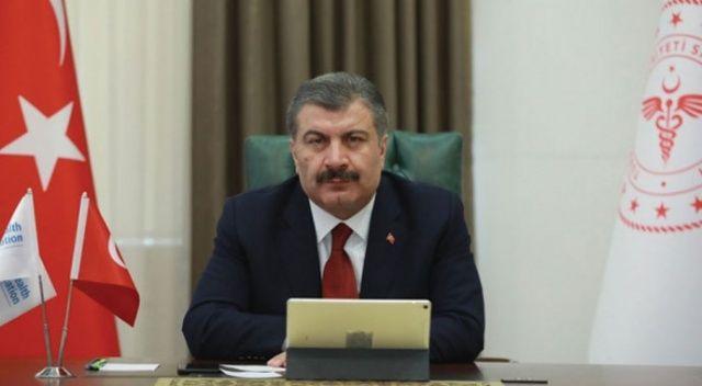 Sağlık Bakanı Koca: Hayatını kaybedenlerin sayısı 725'e yükseldi