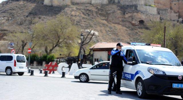 Koronavirüs Gaziantep'in tarihi mekanlarını sessizliğe bürüdü