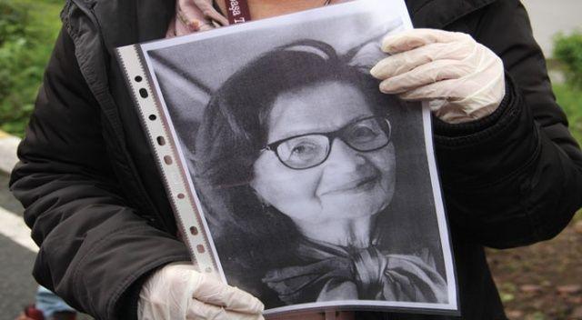 Koronavirüsten hayatını kaybeden Prof. Dr. Feriha Öz için Cerrahpaşa Tıp Fakültesi'nde hüzünlü tören