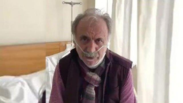 KOVİD-19 TEDAVİSİ GÖREN PROF DR CEMİL...