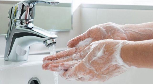 Kullanıcıları el yıkama konusunda uyarıyor